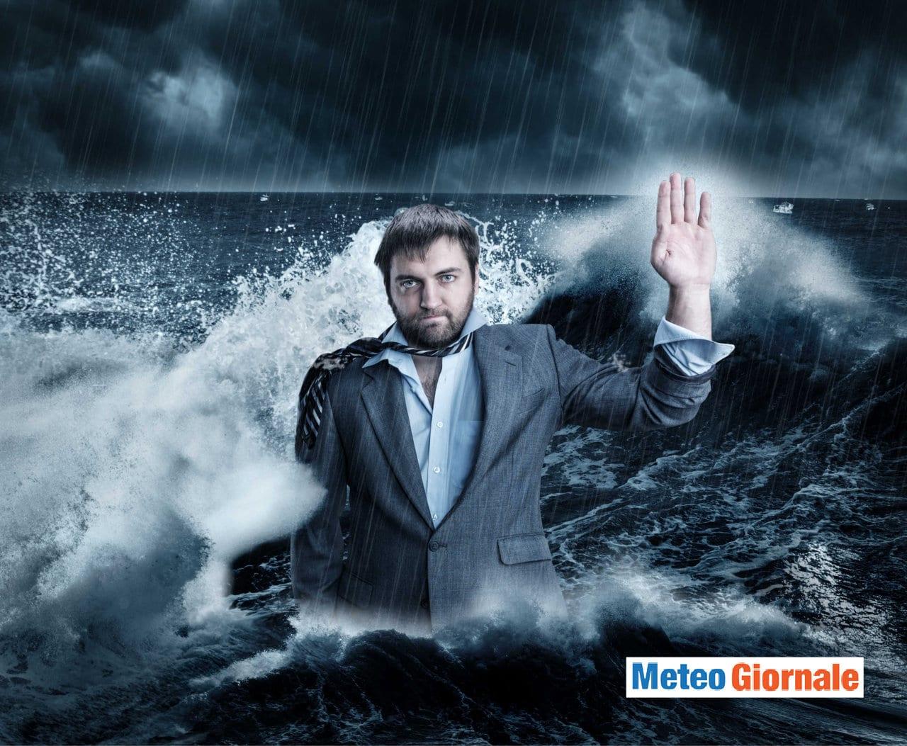 estremizzazione meteo - L'estremizzazione meteo climatica ci sta affondando