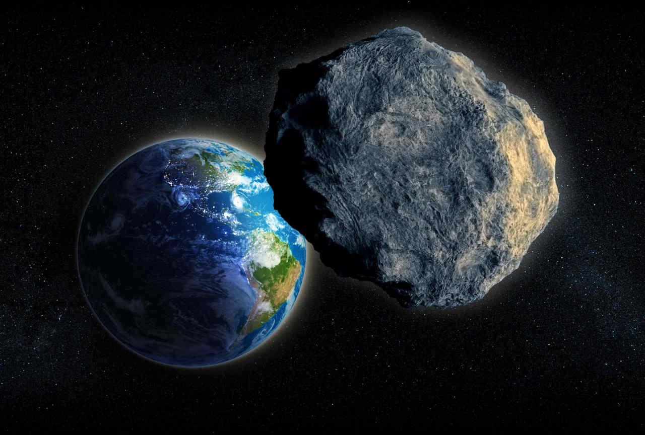 meteo 00006 1 - ASTEROIDI: grosso in passaggio vicino alla Terra. No verità