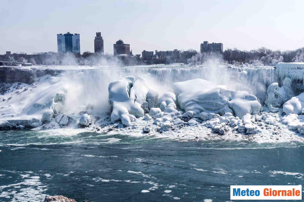 meteo giornale 00001 2 - Gelo, caldo. E allora? Meteo, clima che sono?
