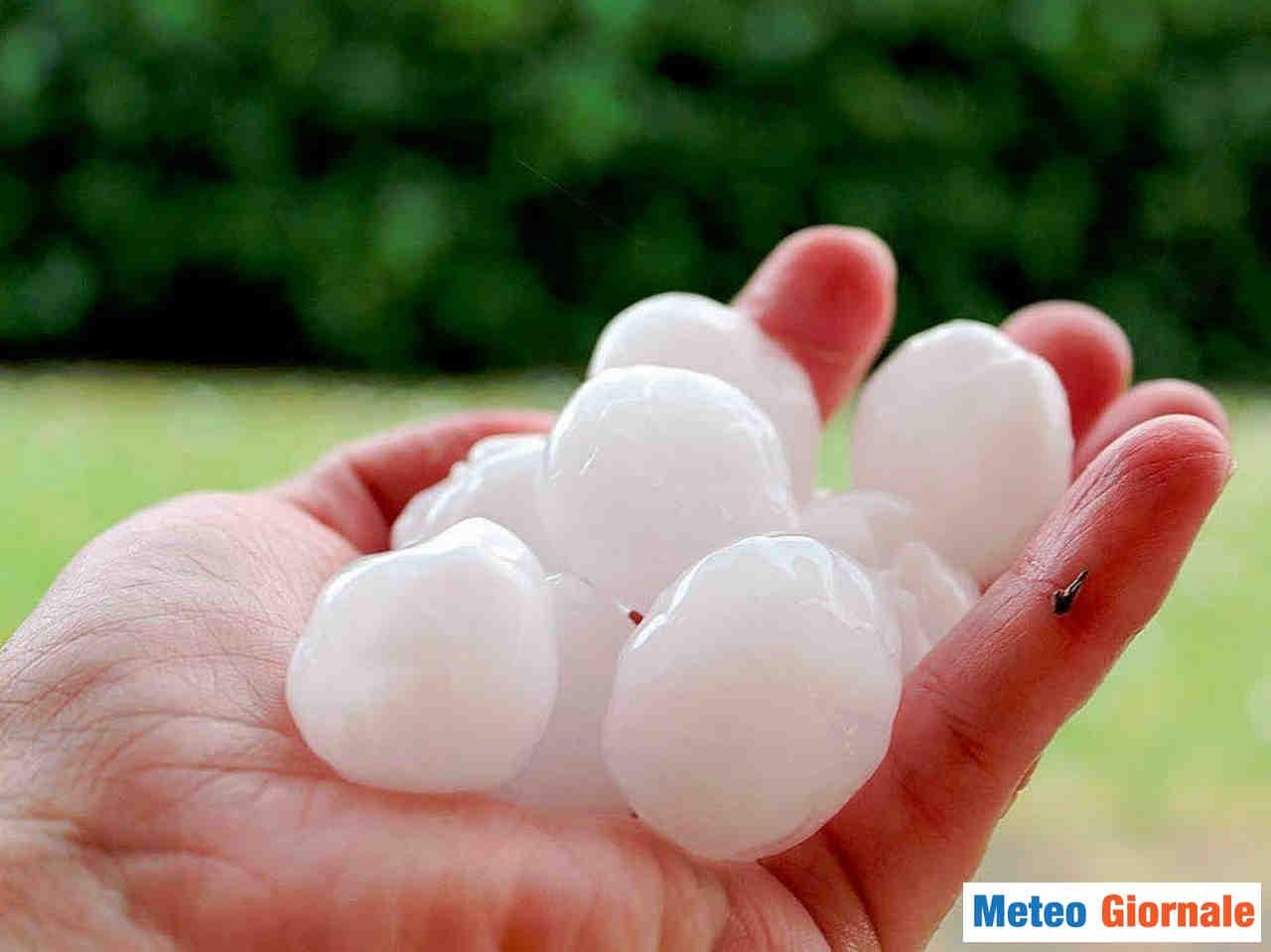 meteo giornale 00001 - Meteo: imminenti i forti temporali primaverili