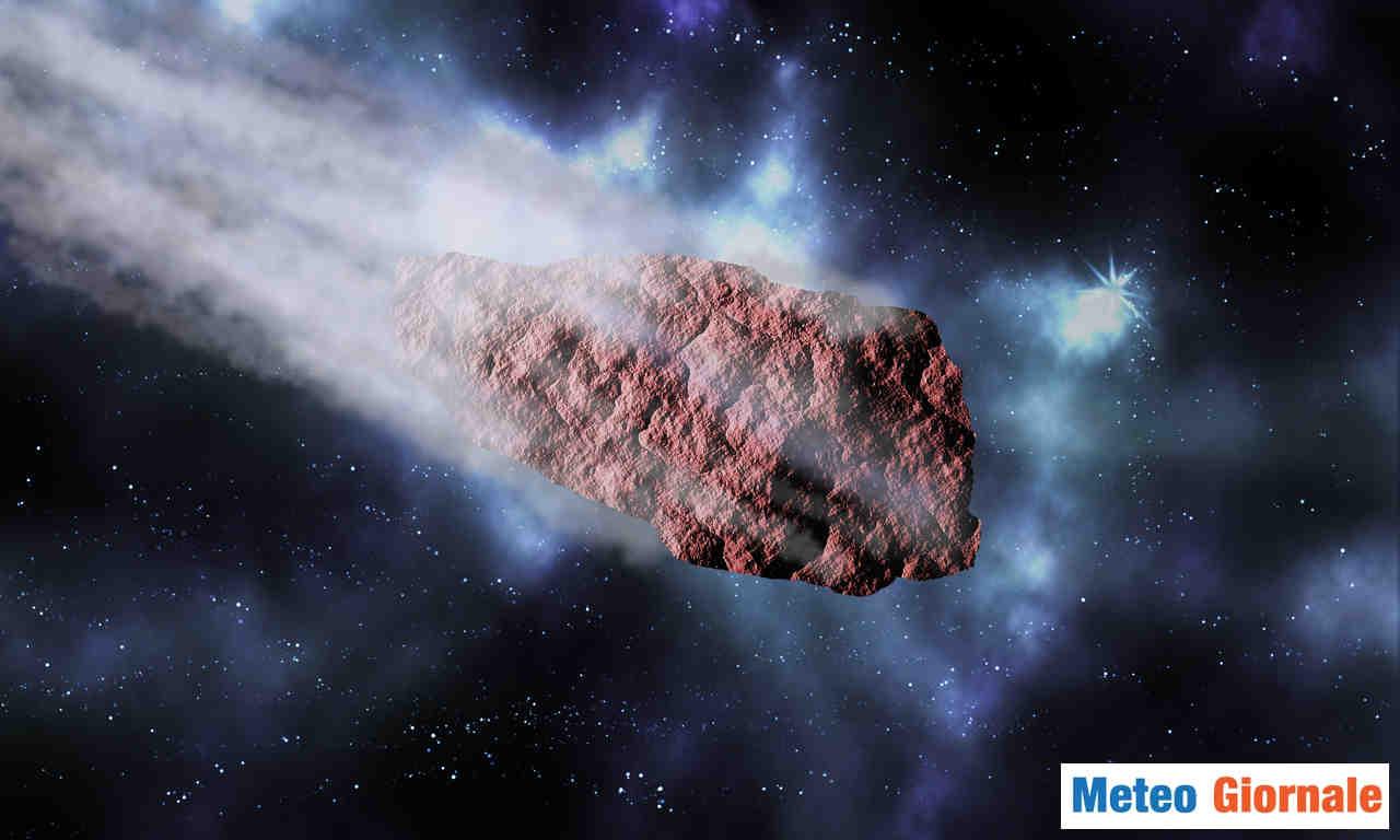 meteo giornale 00031 1 - Meteorite caduto sull'Italia. Ecco dove, è partita la ricerca