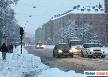 meteo giornale 00169 350x250 - Meteo Italia al 7 febbraio: nuova accelerazione dell'Inverno