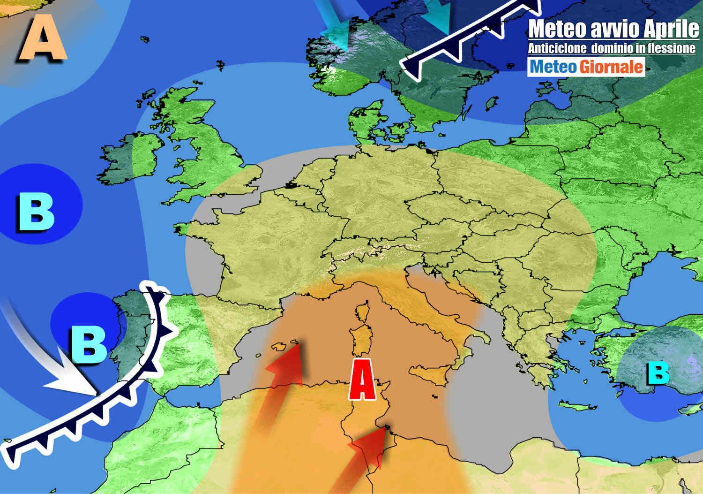 meteogiornale 7 g 27 - METEO Italia. Caldo come a maggio, ma dal weekend cambio drastico