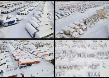 russia con gelo siderale 350x250 - Enorme potenziale di meteo gelido in Russia, ed in Siberia è ben peggio