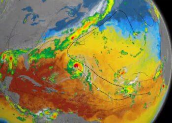 uragani galoppante aumento di in 350x250 - Clima, sempre peggio: termina il quinquennio più caldo di sempre
