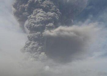 2nd la soufriere eruption april 9 2021 350x250 - Il Vulcano Nyiragongo, tra i più pericolosi del Pianeta è esploso. Gente in fuga