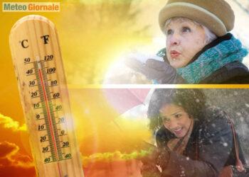 Inverno al posto della Primavera 350x250 - Meteo Italia direzione Natale: cambiamenti importanti. Vediamo cosa