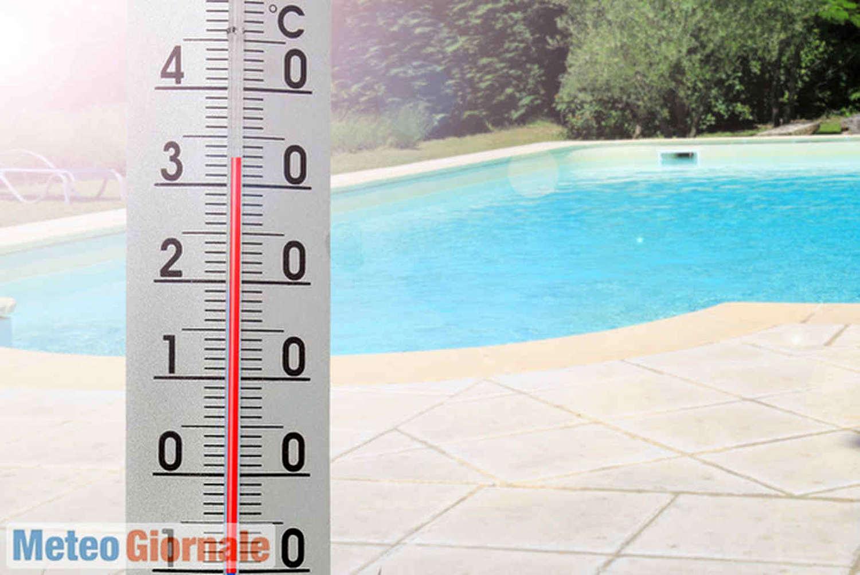 caldo aprile 2011 - CALDO ESTREMO d'inizio primavera. Il precedente da record di 10 anni fa