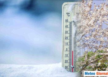 Temperature basse per aprile, ma la primavera potrebbe presto esplodere