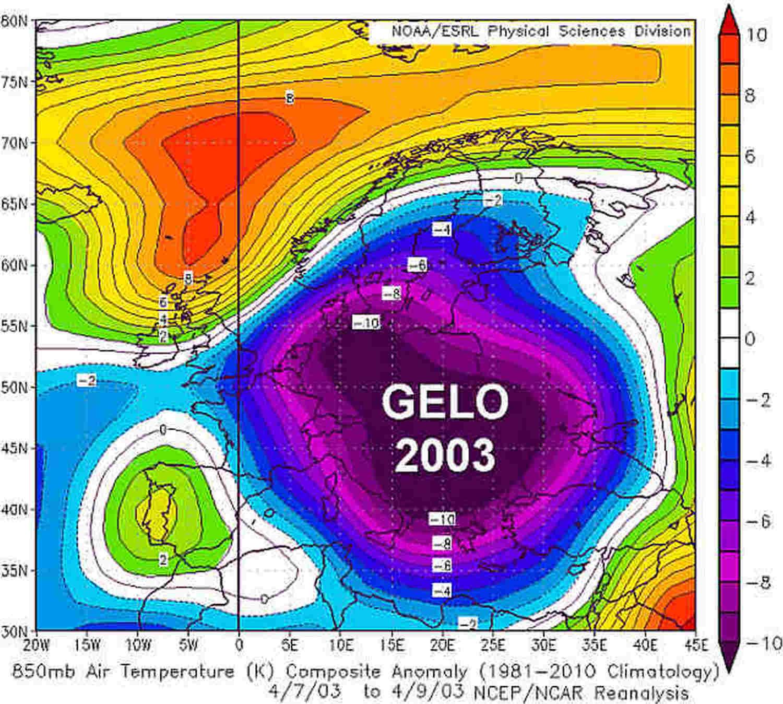 gelo 2003 - METEO dal GRANDE GELO con la NEVE prima dell'ESTATE da record 2021