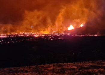 live dai vulcano dislanda altra 350x250 - Eruzione Vulcano Islanda, le incredibili immagini viste dal drone. VIDEO