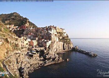 live manarola cinque terre meteo 350x250 - Live, programma meteo e con webcam dal Mondo