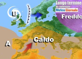 lungo termine 4 350x250 - Meteo Italia al 14 aprile, ombrelli e giubbotti a portata di mano