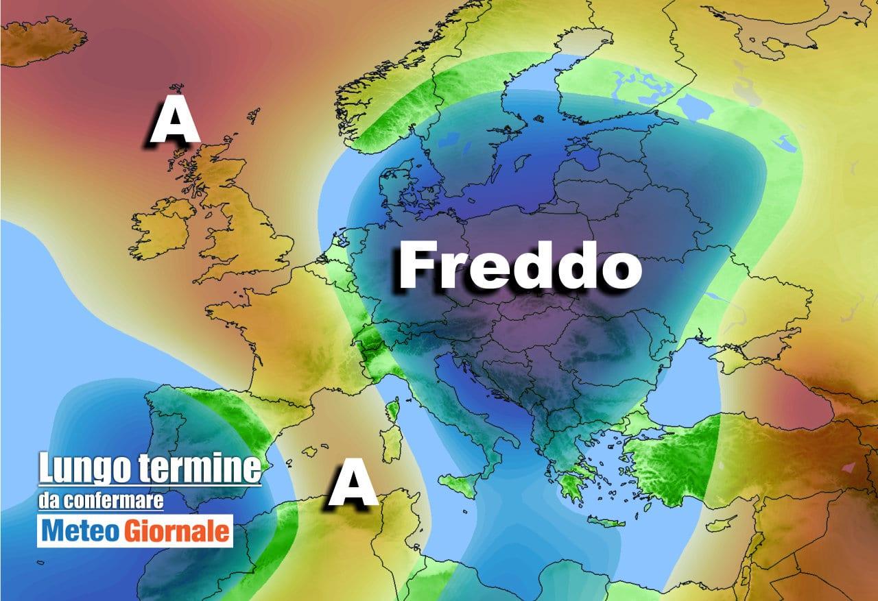 lungo termine 9 - Meteo Italia al 28 Aprile, eccessivo rischio di MALTEMPO prolungato