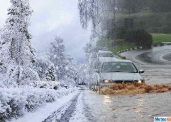 Tornano le piogge abbondanti e la neve sulle Alpi