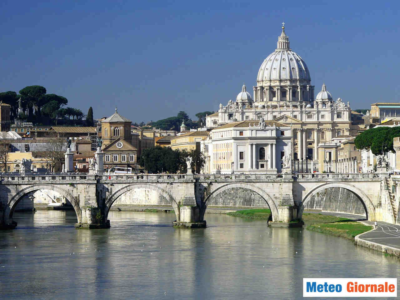 meteo 00001 - Meteo Roma, peggiora nel fine settimana