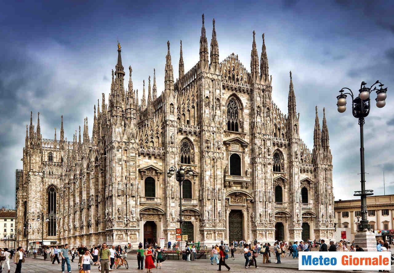 meteo 00006 2 - Meteo Milano, cieli grigi e poi pioggia autunnale