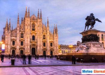 meteo 00045 350x250 - Meteo Milano, notti fredde. Possibilità di rovesci