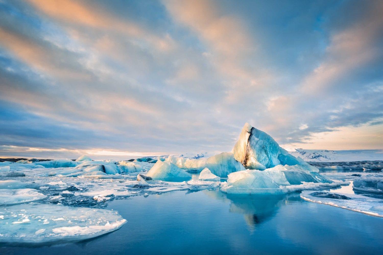 meteo 00062 - Grande GELO nel Polo Sud, eppure l'iceberg non c'è più