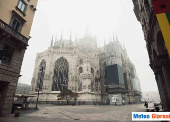 meteo 00067 350x250 - Meteo Milano, notti fredde. Possibilità di rovesci