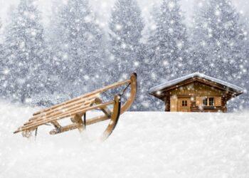 Tormente di neve in arrivo sulle Alpi