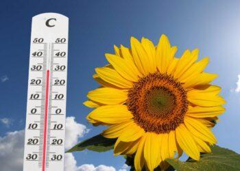 Primi 30 gradi e oltre della stagione