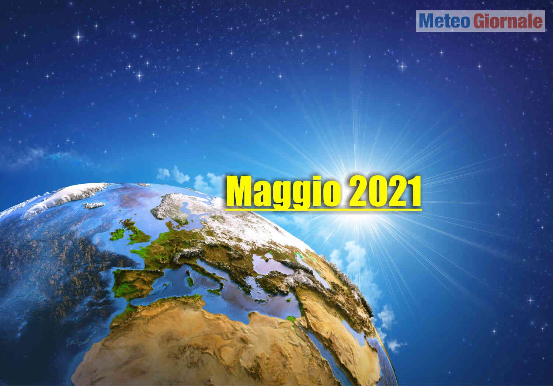 meteo aeronautica militare primavera satellite - Meteo Aeronautica sino 23 Maggio 2021, anomalie che fanno Primavera