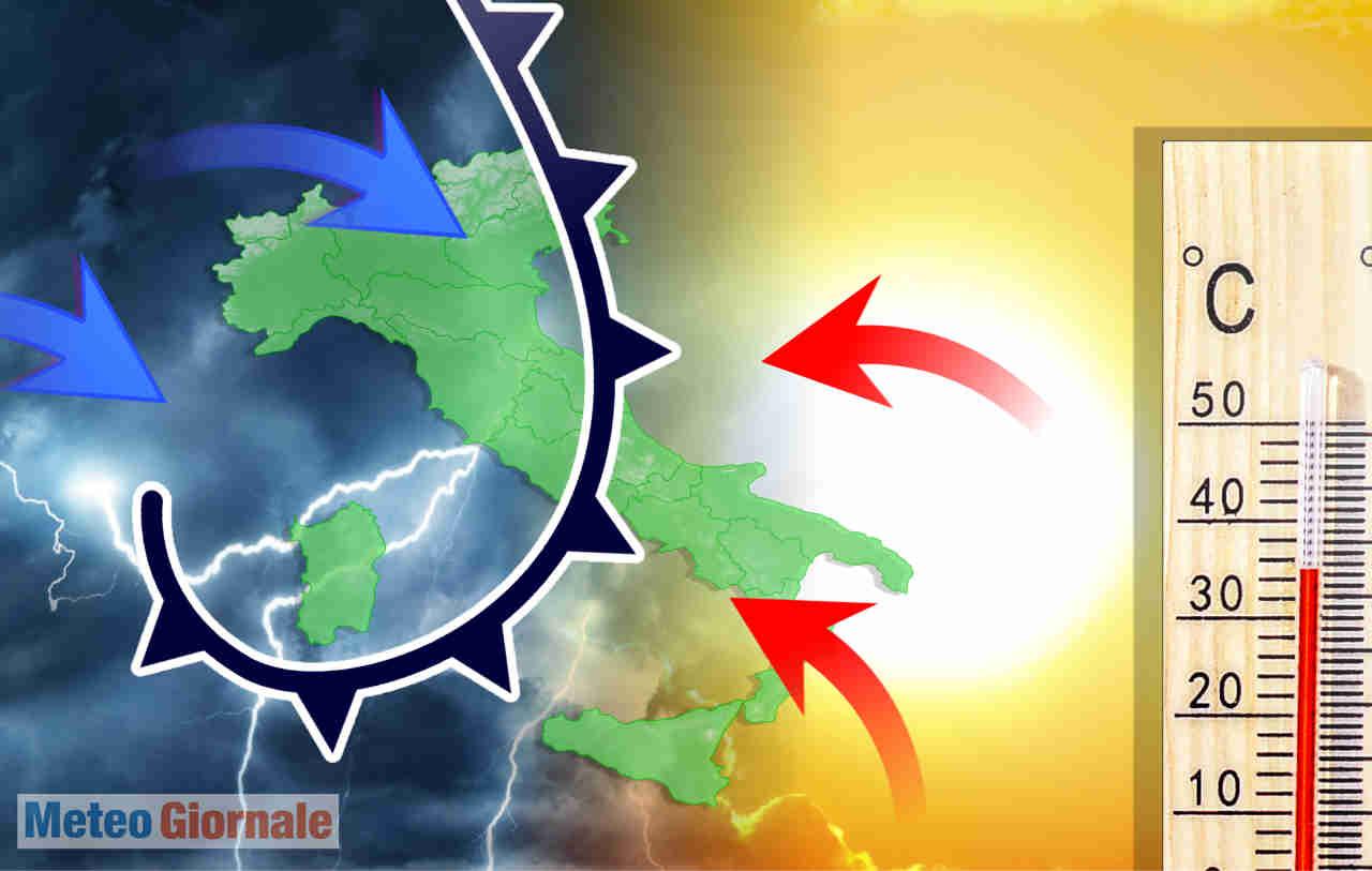 meteo estate 2021 1 - CENTRO METEO americano, Estate 2021. Notizie sempre più precise