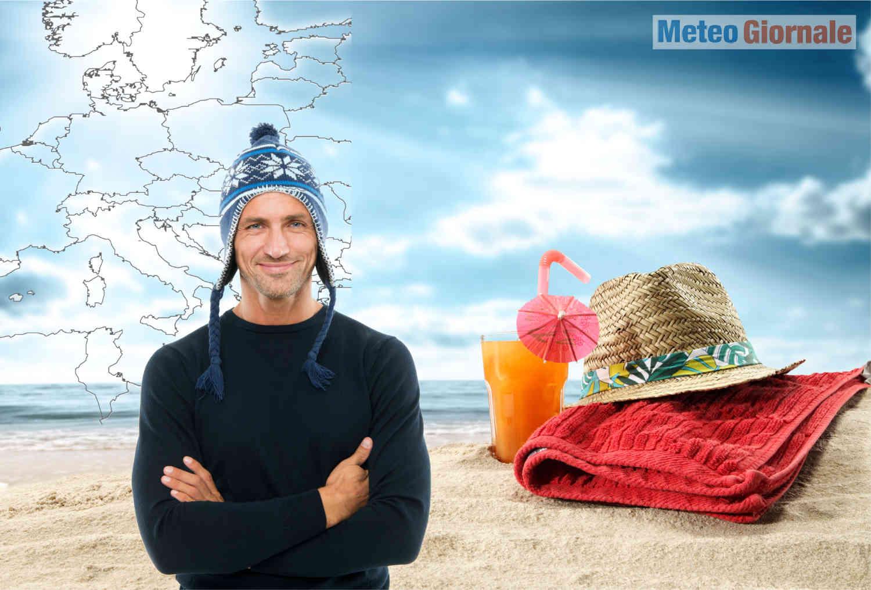 meteo estate da mare - Meteo per un'ESTATE al MARE, voglia di normalità. Che si dice in giro