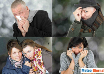 meteo giornale 00047 350x250 - Meteo Milano, notti fredde. Possibilità di rovesci