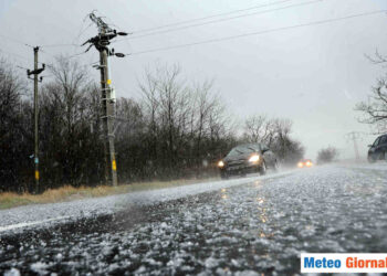 meteo giornale 00048 350x250 - Cambiamento meteo stazionale repentino: bolla calda e fredda, temporali e grandine