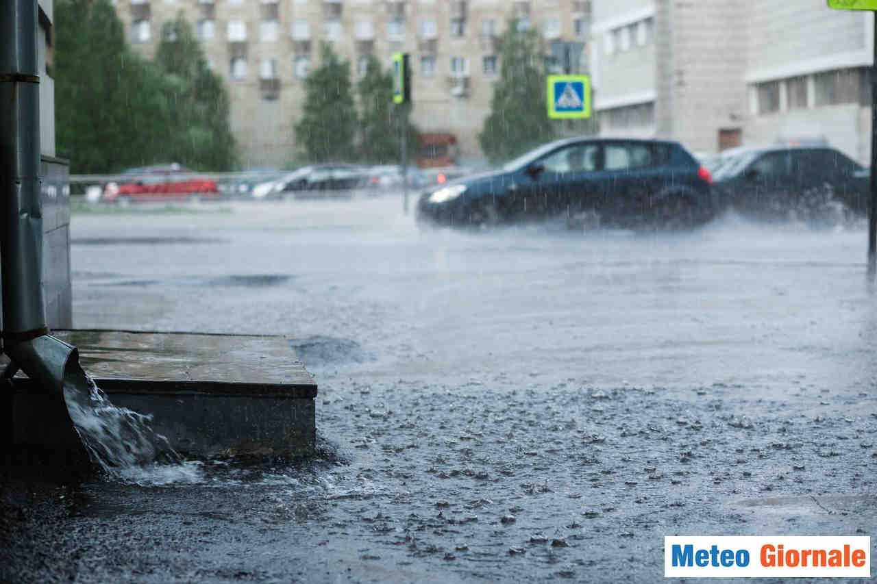 meteo giornale 00070 - Meteo della settimana, la PRIMAVERA offuscata dal brutto tempo