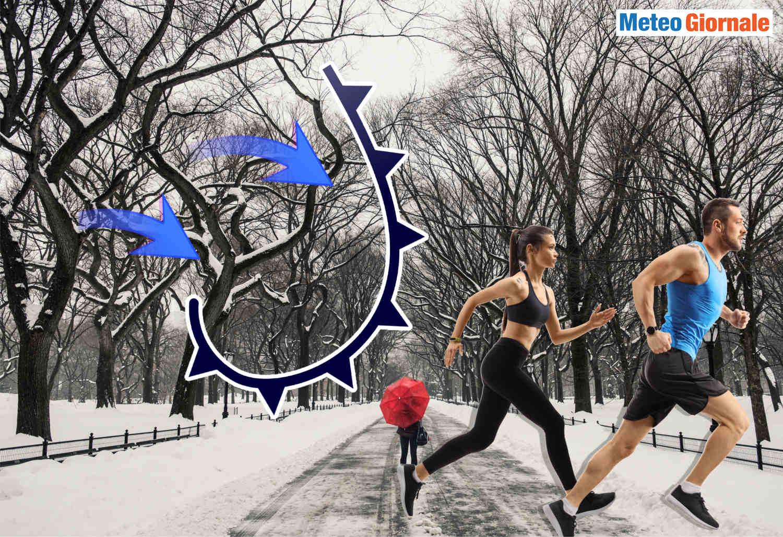 meteo verso il freddo - METEO sul dopo Pasqua invernale, rischio NEVE e GELO TARDIVO