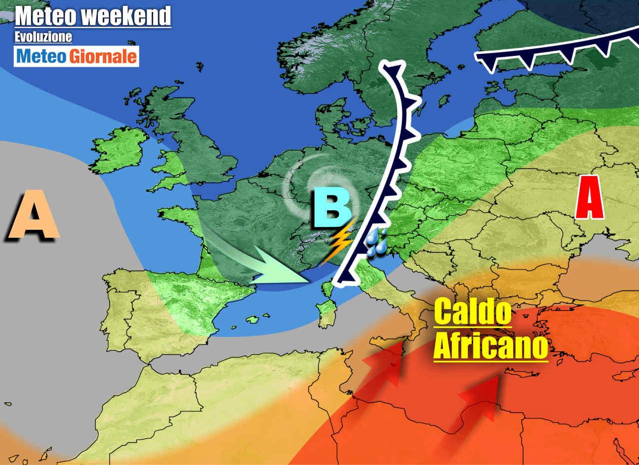 meteogiornale 7 g 29 - METEO Italia. Avvio maggio fra maltempo con furiosi temporali e primo caldo