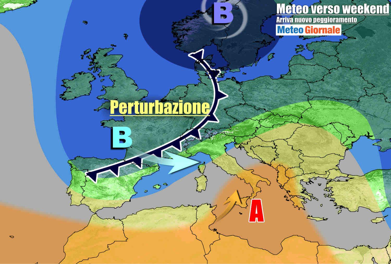 meteogiornale 7 g 7 - METEO Stop al gelo invernale e diventa Autunno