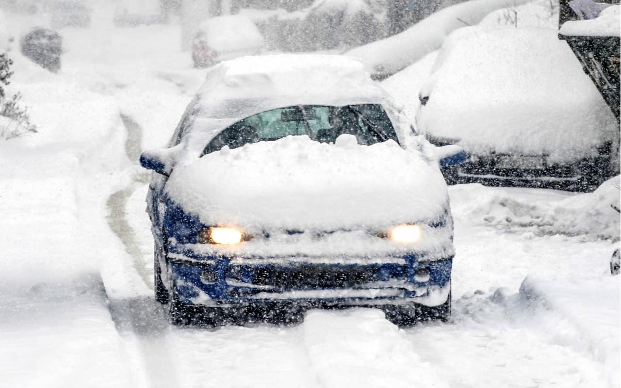 nevicata - METEO dal GRANDE GELO con la NEVE prima dell'ESTATE da record 2021