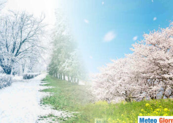 La primavera arrancherà ancora in questo aprile bizzarro
