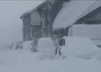 tempeste di neve in varie citta 350x250 - Tempeste di neve tra Canada e Stati Uniti. Video meteo