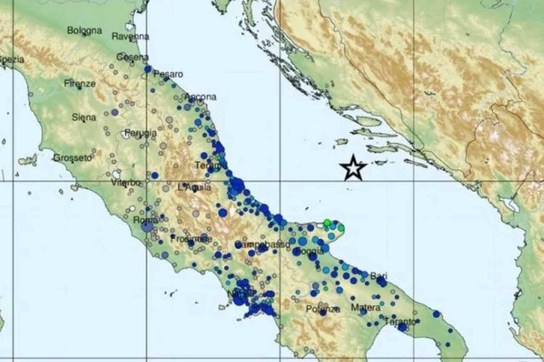 terremoto adriatico - TERREMOTO Adriatico, sciame sismico durerà mesi