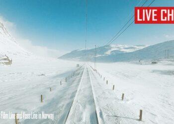 viaggio in treno live dalla norv 350x250 - Meteo 7 Giorni. MALTEMPO con FREDDO e NEVE verso il Sud. Novità dal weekend