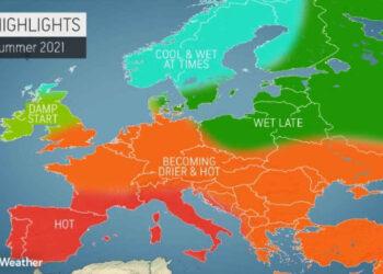 AccuWeather in Europa