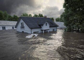 allagamenti 350x250 - È STORIA, piogge mai così intense negli Stati Uniti