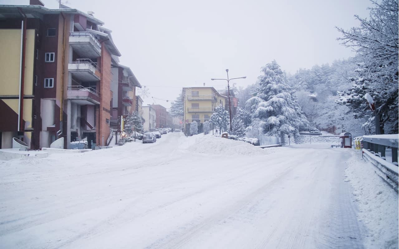 ancora neve nel nord europa - Meteo con AFFONDO POLARE in Europa. La Primavera rischia uno STOP