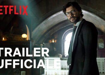 casa di carta 4 serie su netflix 350x250 - Casa di Carta, 4° serie su Netflix: data fissata