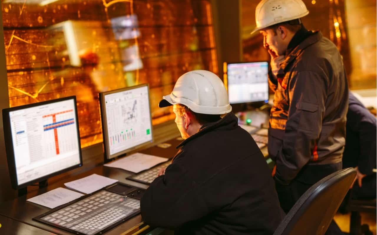 centrale di controllo centrale nucleare - Chernobyl, potenziale rischio di nuovo incidente nucleare