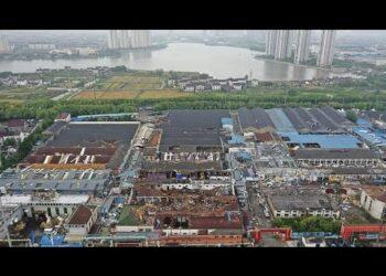 disastro a wuhan in cina 350x250 - Inquinare l'aria conviene