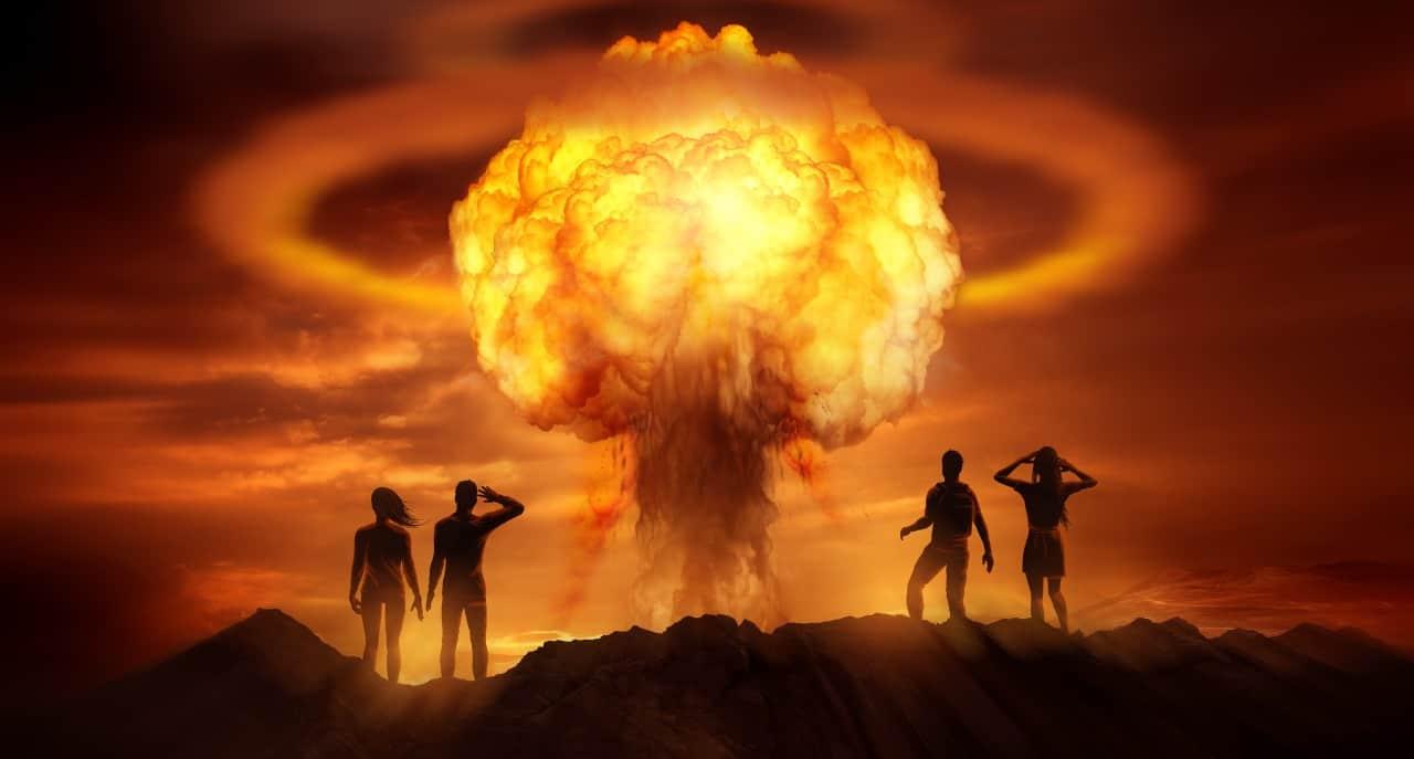 esplosione nucleare - Pericoli da Chernobyl: potenziale rischio di incidente nucleare