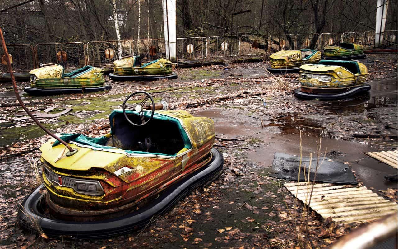 il disastro di Chernobyl - Incubo nucleare da Chernobyl, c'è una reazione nucleare. I rischi