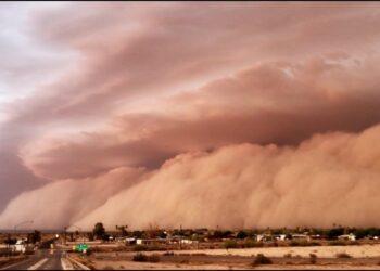 infernale tempesta di sabbia in 350x250 - Infernale tempesta di sabbia in Kuwait