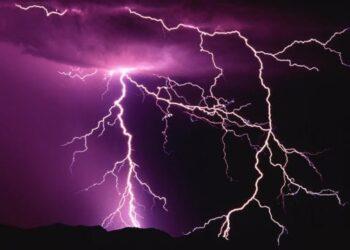 le peggiori tempeste di fulmini 1 350x250 - Le peggiori tempeste di fulmini? Nel deserto. Video Meteo